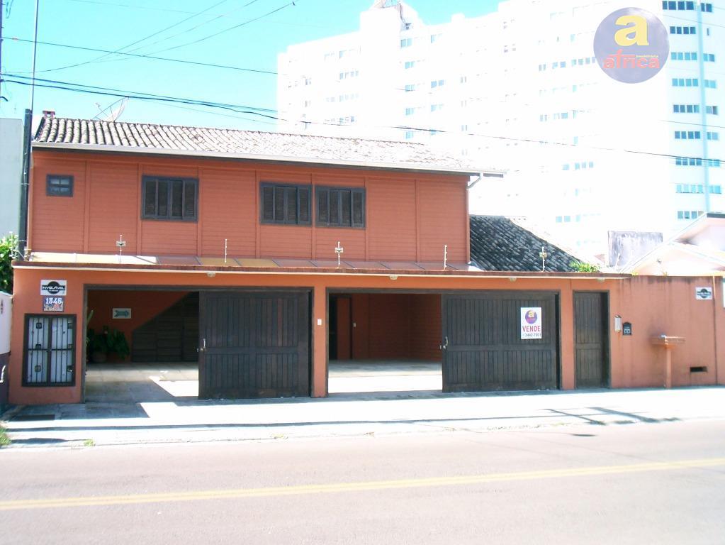 Casa residencial à venda, Centro, Guaratuba - CA0071.