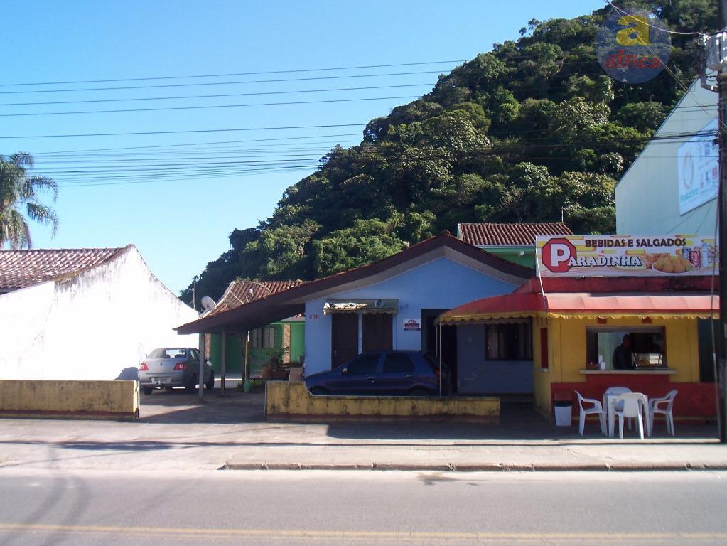 Casa residencial à venda, Centro, Guaratuba - CA0083.