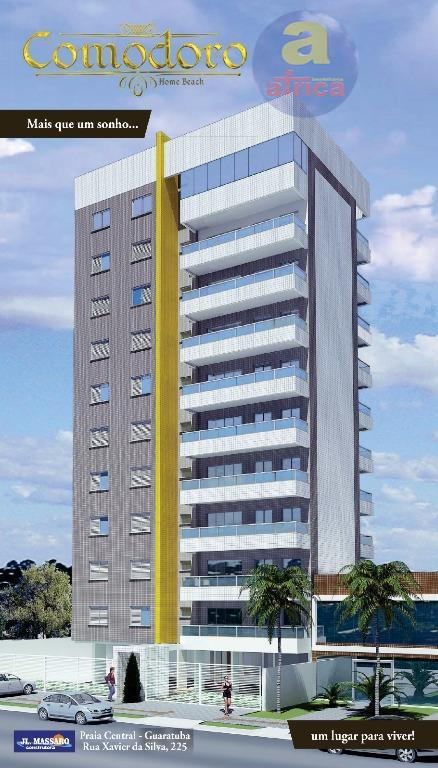 Lançamento... Apartamento residencial à venda, Centro, Guaratuba.