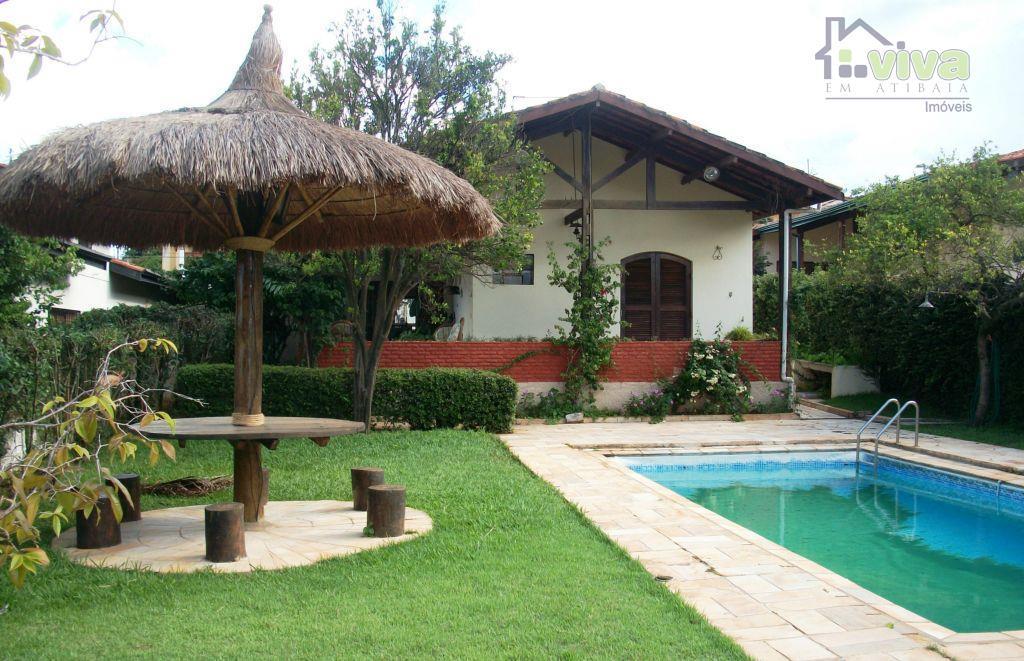 Casa residencial à venda, Vila Esperia Ou Giglio, Atibaia - CA4117.