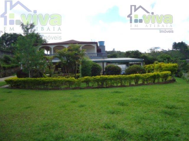 Chácara residencial à venda, Jardim Sandra, Mairiporã - CH0271.
