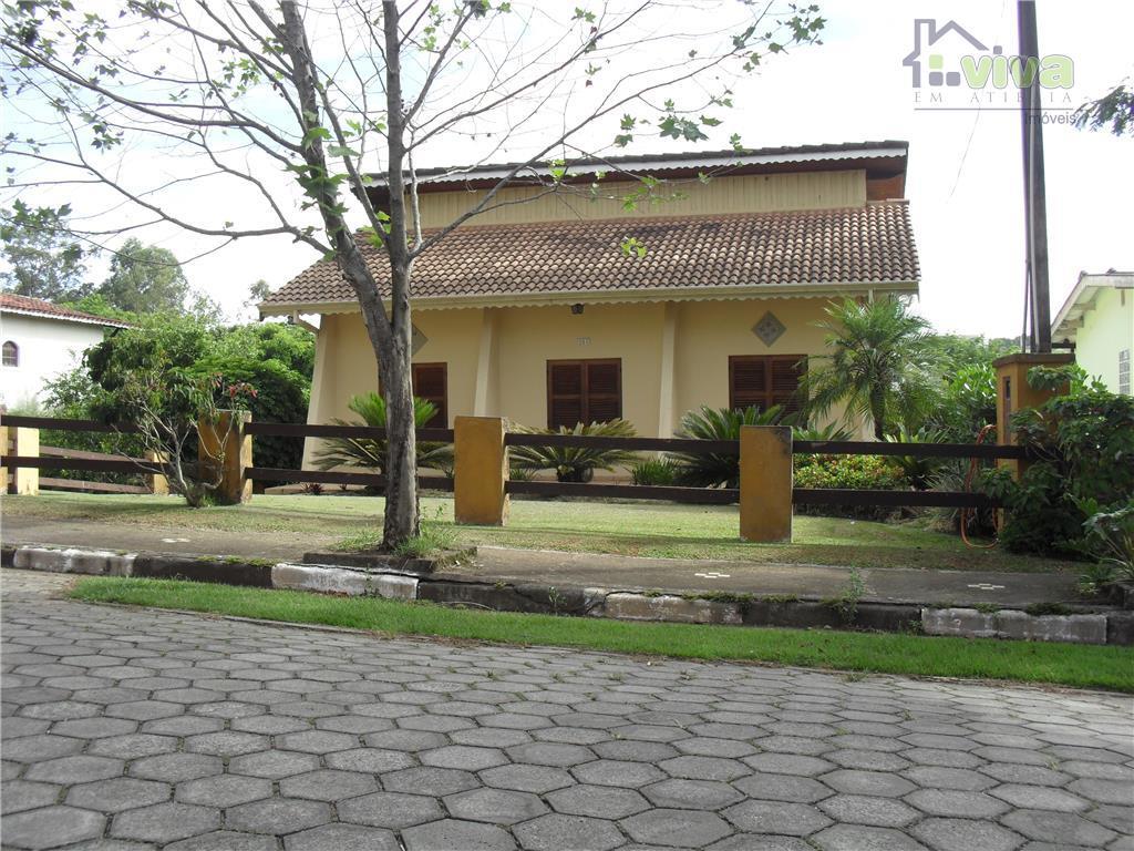 Casa  residencial à venda, Portal das Hortências, Atibaia.