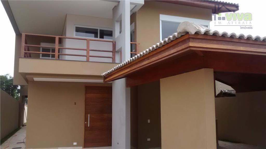 Casa residencial à venda, Vila Giglio, Atibaia - CA4626.