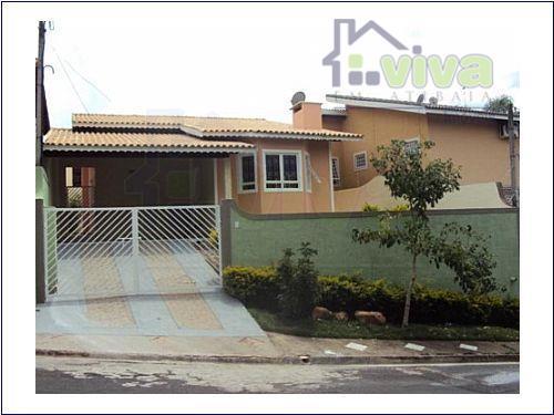 Casa residencial à venda, Jardim do Lago, Atibaia - CA4366.