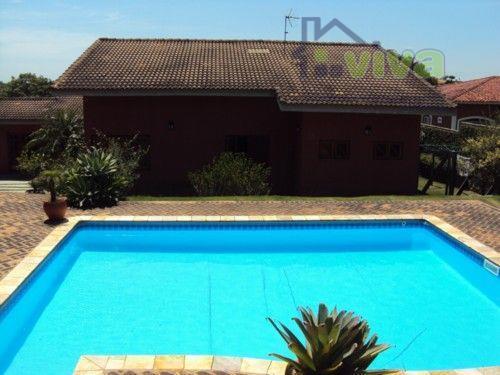 Casa residencial à venda, Condomínio Flamboyant, Atibaia - CA4442.