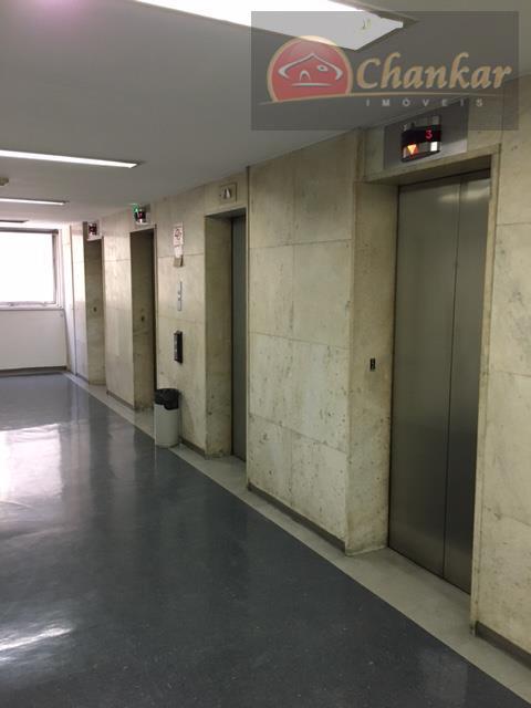 Sala comercial à venda, Centro, São Paulo.
