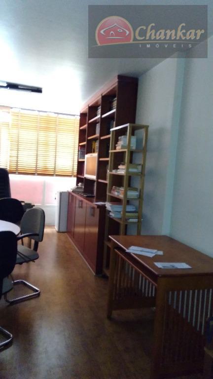 oportunidade sala mobiliada na av. brigadeiro luís antônio - centro