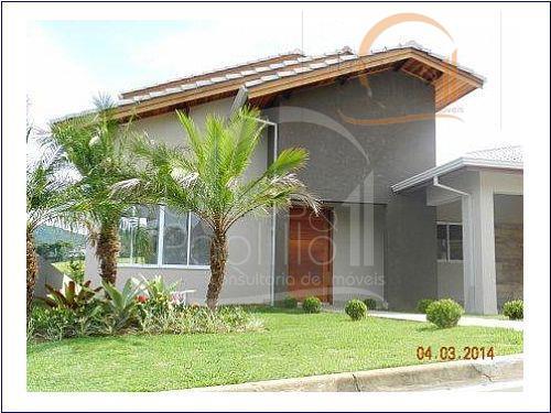 Casa residencial à venda, Condomínio Serra da Estrela, Atibaia.