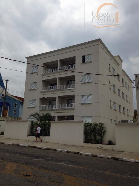 Apartamento residencial para locação, Alvinópolis, Atibaia.