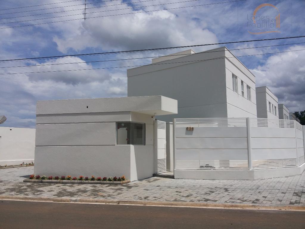 Casa residencial à venda, Loteamento Loanda, Atibaia.