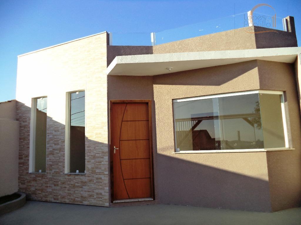 Casa residencial à venda, Nova Atibaia, Atibaia.
