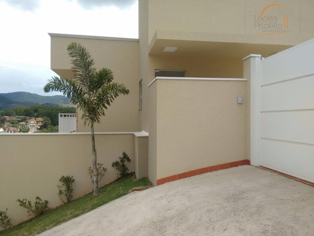 Apartamento residencial à venda, Vila Petrópolis, Atibaia.
