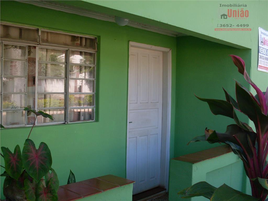 Casa residencial à venda, Centro, Mineiros do Tietê.