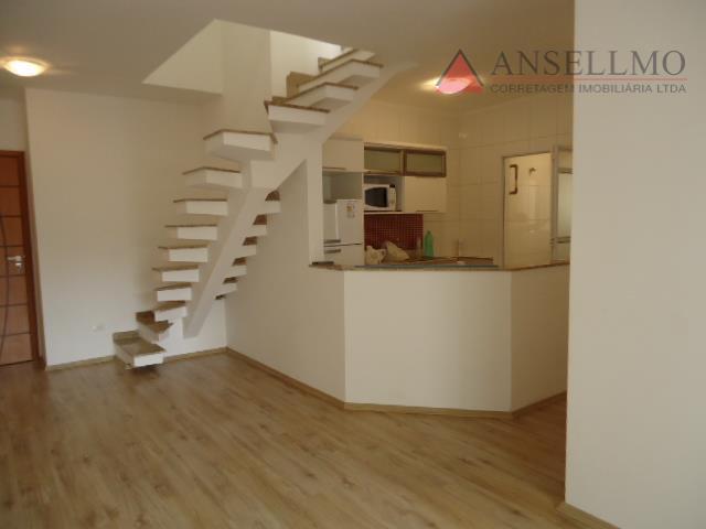 Lindo Apartamento residencial à venda, Centro, São Bernardo do Campo - AP1193.