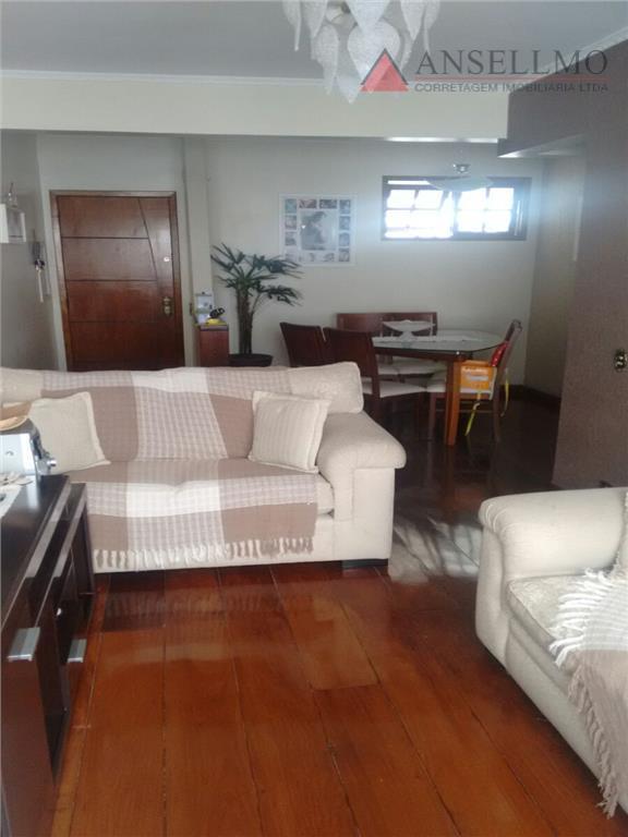 Apartamento  residencial à venda, Jardim Portugal, São Bernardo do Campo.