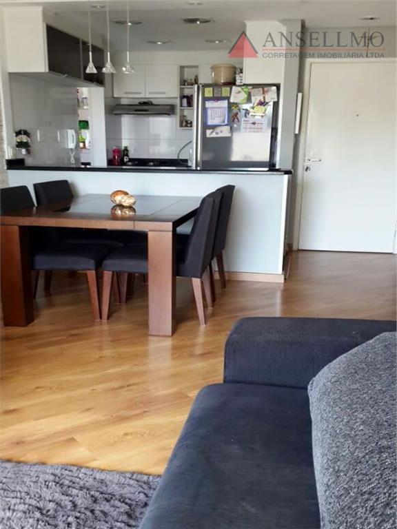 Apartamento  residencial para venda e locação, Conjunto Residencial Pombeva, São Bernardo do Campo.