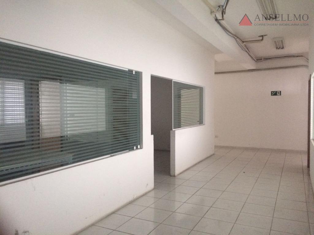 Sala  comercial para locação, Assunção, São Bernardo do Campo.