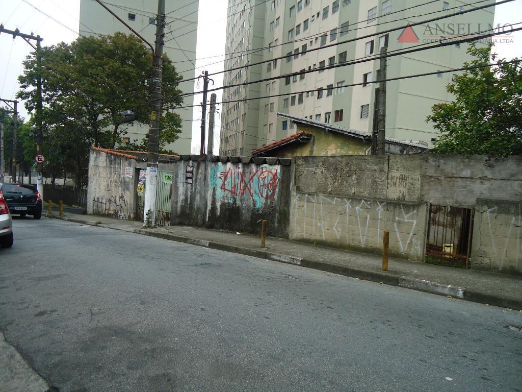 Terreno residencial à venda, Chácara Rialto, São Bernardo do Campo.