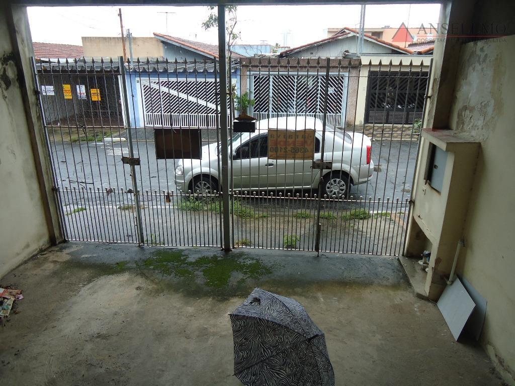 Casa residencial para venda e locação, Jardim Antares, São Bernardo do Campo.
