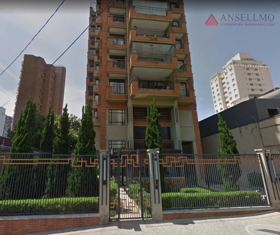 Apartamento exclusivo! Apenas 01 por andar - 03 suítes