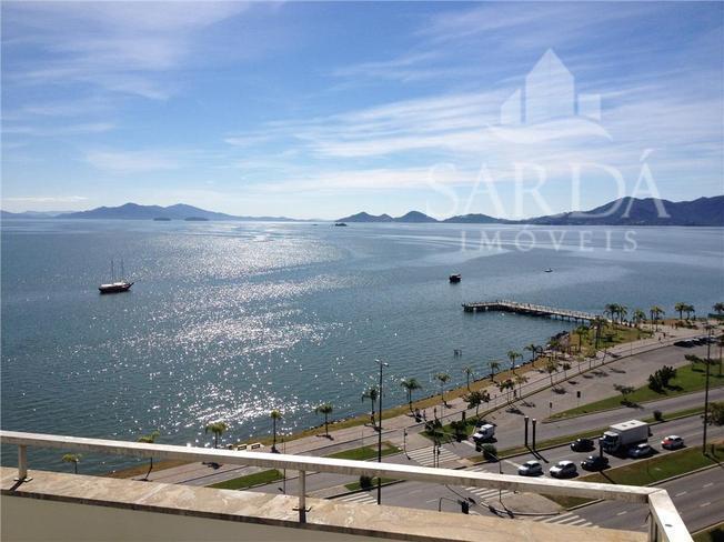Oportunidade de Morar na Beira-Mar Norte!! Lindo Apartamento residencial com vista Exclusiva! Ultimo andar