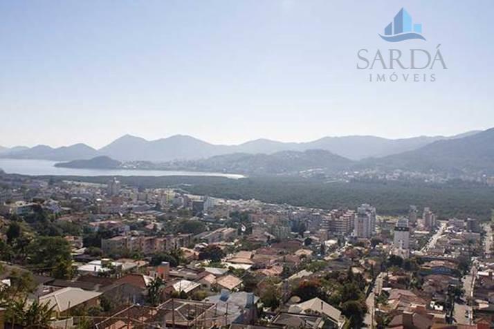 Terreno residencial à venda, Trindade, Florianópolis.