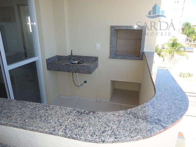 Apartamento residencial à venda, Capoeiras, Florianópolis.