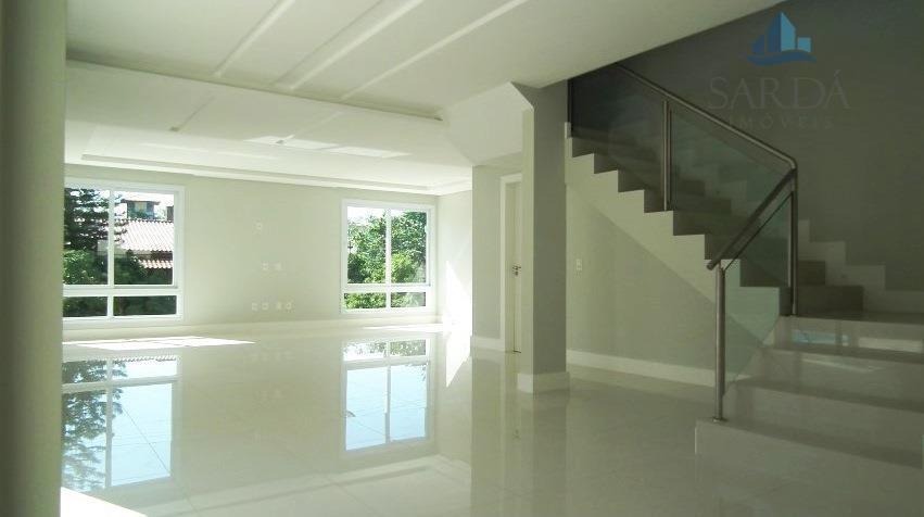 Casa residencial à venda, Itaguaçu, Florianópolis - CA0017.