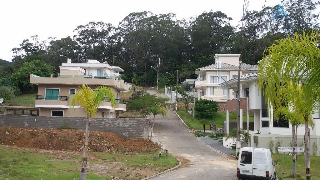 PRONTO PARA CONSTRUIR! Próximo ao Shopping Floripa, Acesso a Cacupé, Florianópolis - TE0013.