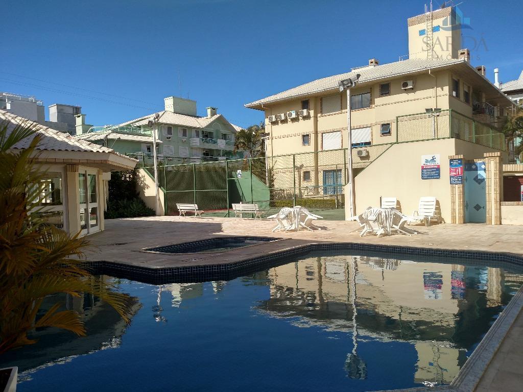 Lindo Apartamento de 3 Dorm com suite Mobiliado e Decorado na Praia dos Ingleses, Florianópolis - AP0060.