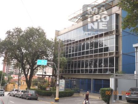 Laje  comercial para locação, Vila Mariana, São Paulo.