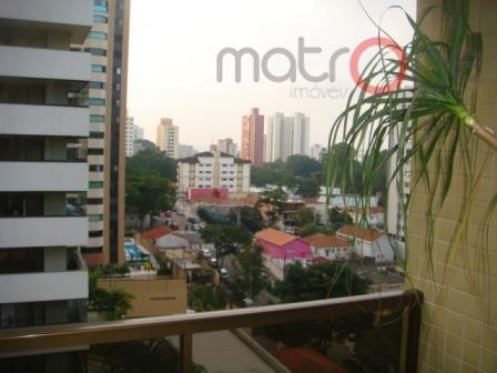 ótimo apartamento no coração do b. jardim (a poucos metros da padaria brasileira e parque celso...