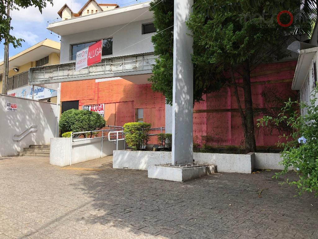 Sobrado comercial para locação, Centro, Santo André.