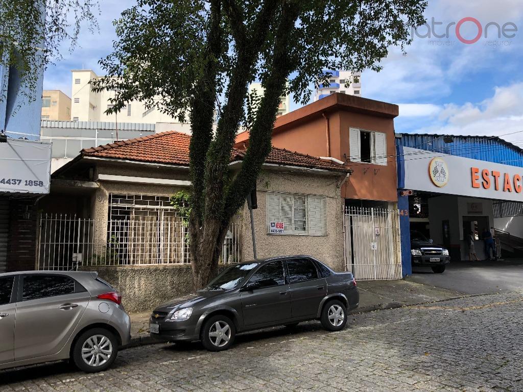 Sobrado comercial à venda, Vila Assunção, Santo André.