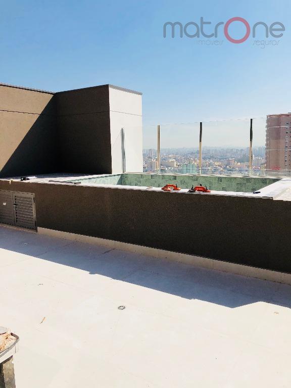 linda cobertura duplex nova em excelente localização. prédio com infraestrutura completa e projeto arquitetônico diferenciado. elevador...