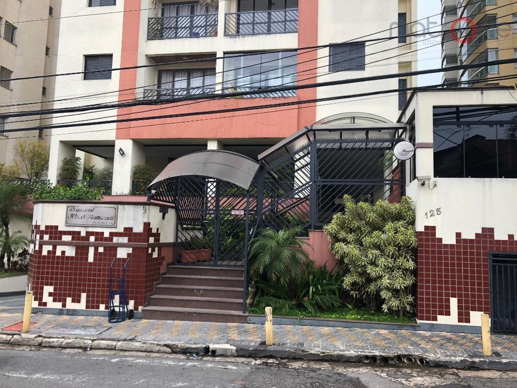 Apartamento residencial à venda, Jardim Bela Vista, Santo André - AP0041.