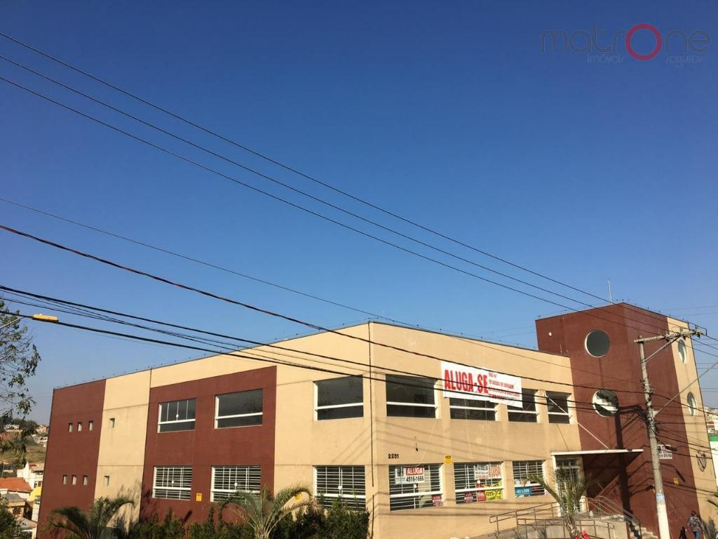 Prédio comercial para locação, Vila América, Santo André.