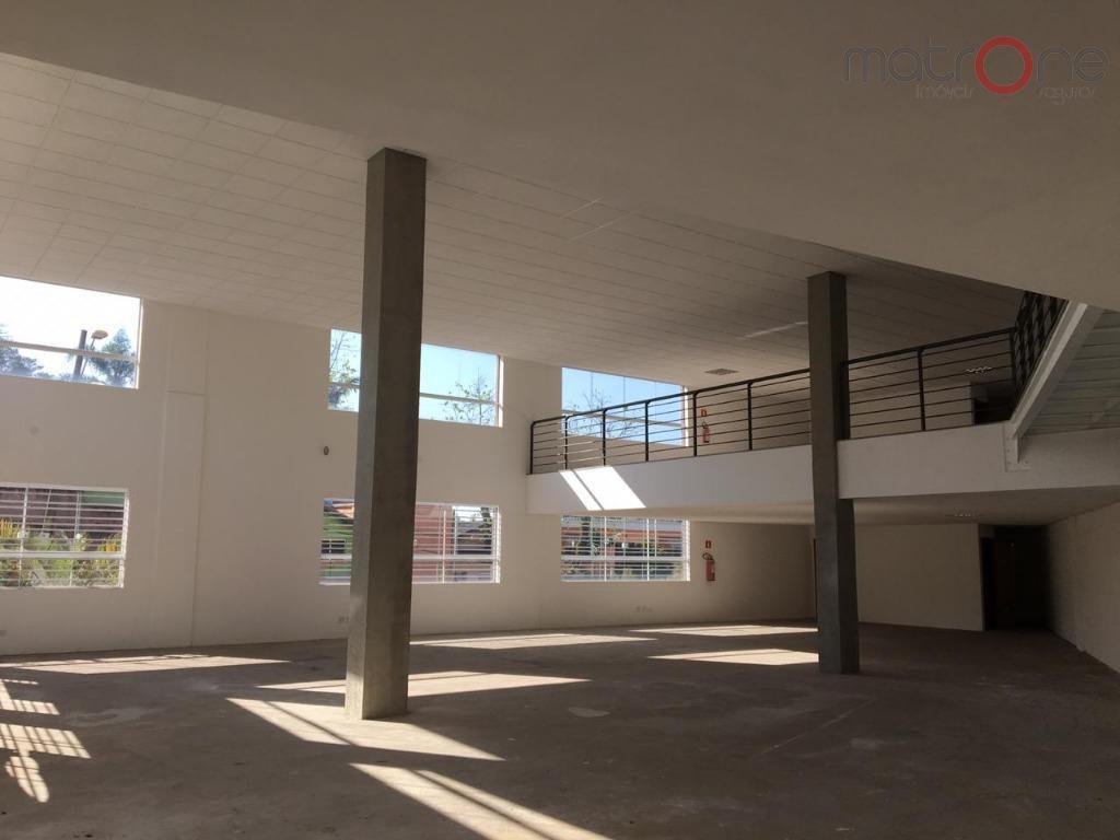 excelente prédio comercial novo de esquina na vila pires. subsolo com garagem para quinze veículos, com...