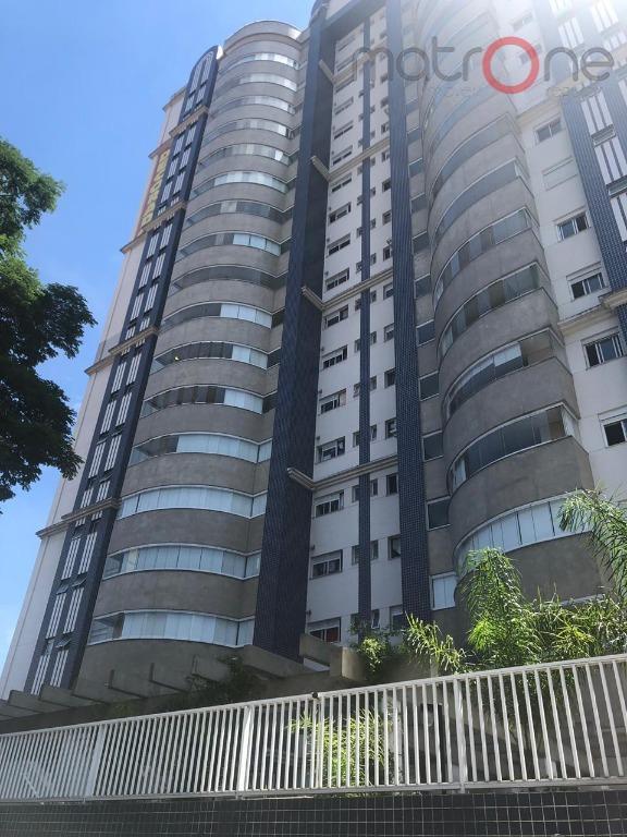 Apartamento com 3 dormitórios à venda, 126 m² por R$ 980.000 - Vila Scarpelli - Santo André/SP