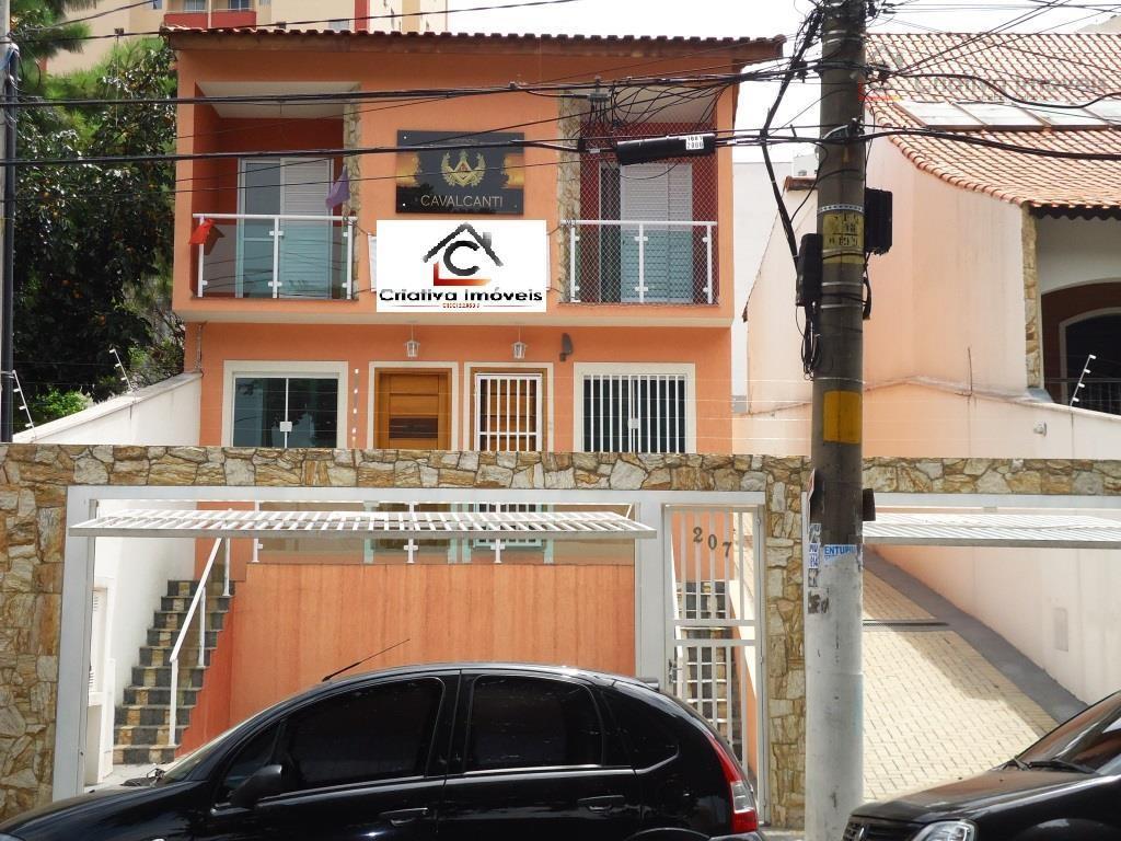 Sobrado  residencial à venda, Vila Matilde, São Paulo.