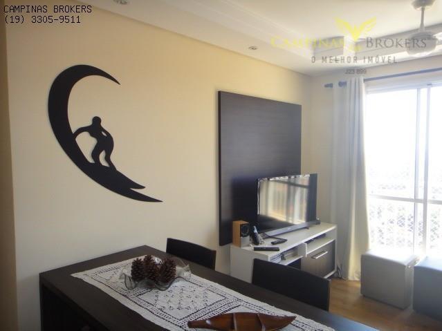 Apartamento Residencial, Vila Nova, Campinas.