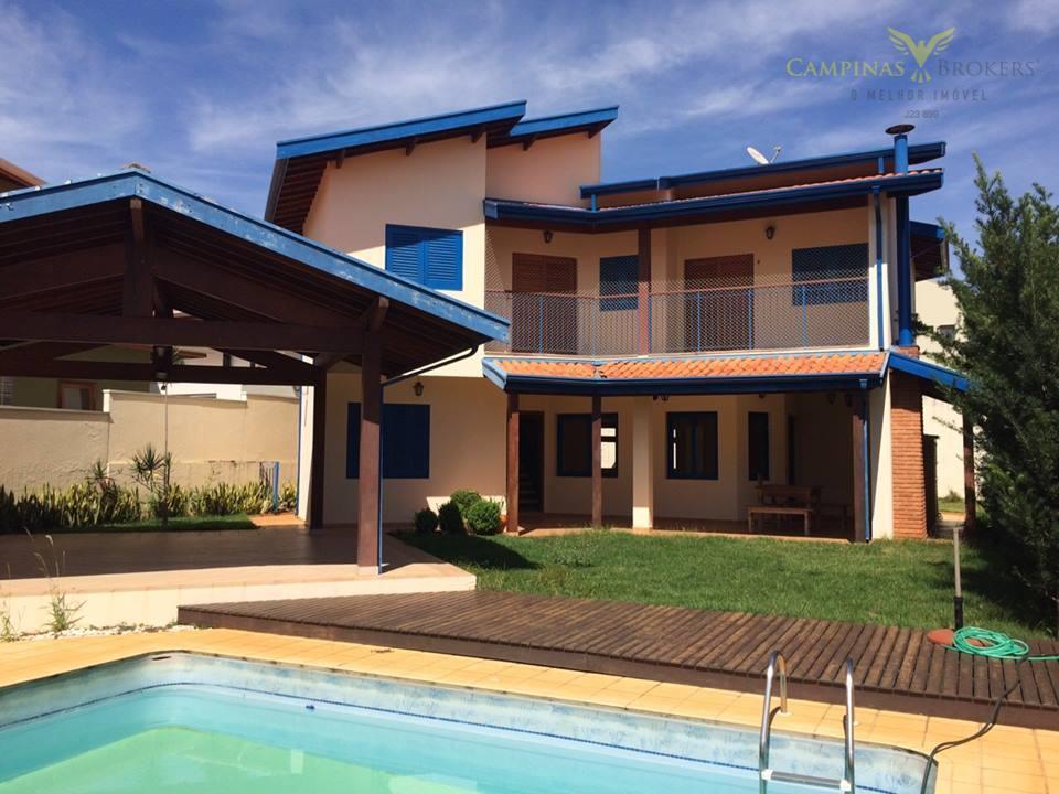 Casa Residencial, Condomínio Barão do Café, Barão Geraldo.