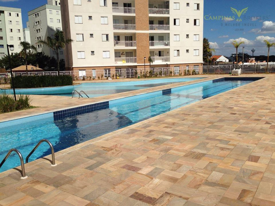 Inpsiratto Residencial, Apartamento para venda, Swift, Campinas.