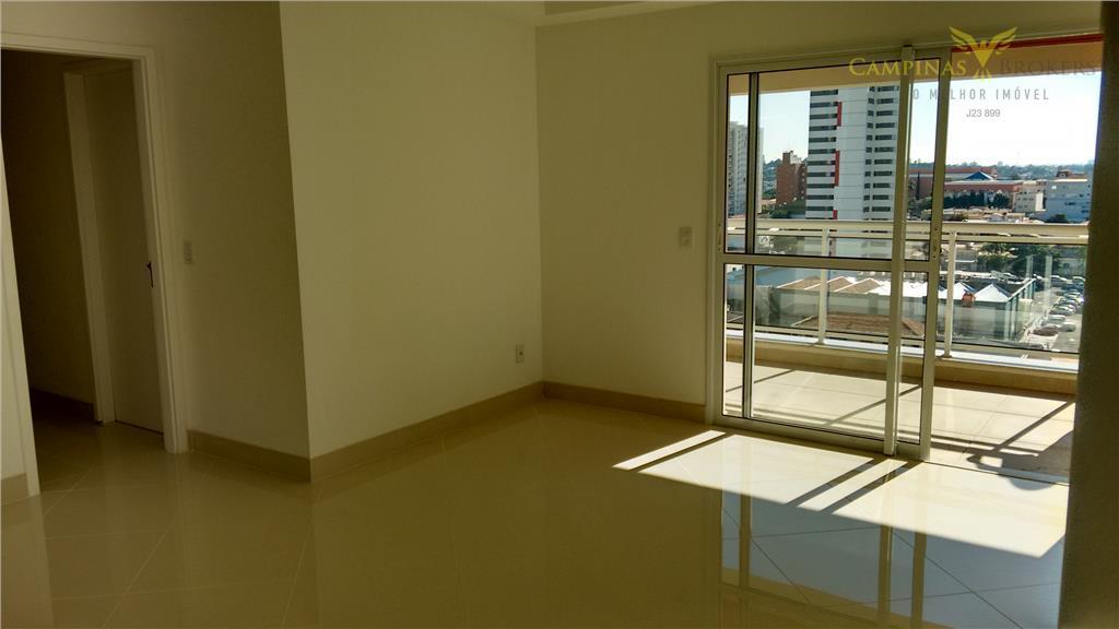 Ícone Guanabra, Apartamento Residencial para locação, Jardim Guanabara, Campinas.