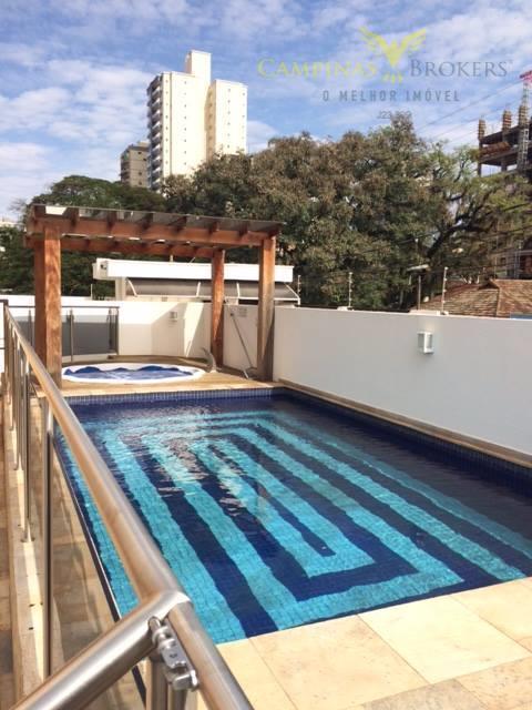 Edifício Acácia Real, Apartamento Residencial à venda, Vila Itapura, Campinas.