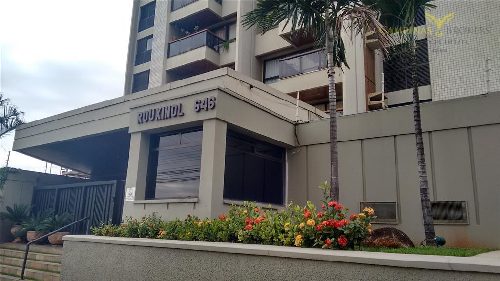 Residencial Rouxinol, Apartamento à venda, Bosque, Campinas.