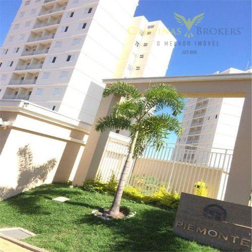 Residencial Piemont, 3 Dormitórios, para Venda, Vila Industrial, Campinas
