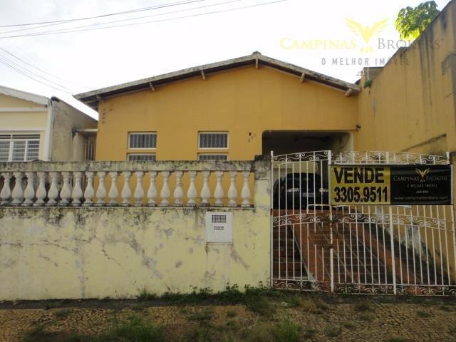Casa Residencial para venda, Jardim Guanabara, Campinas.