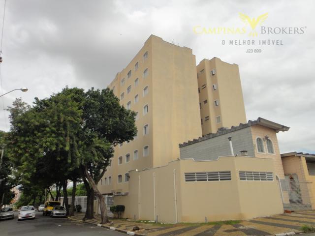Apartamento Residencial para locação, Jardim Guanabara, Campinas.