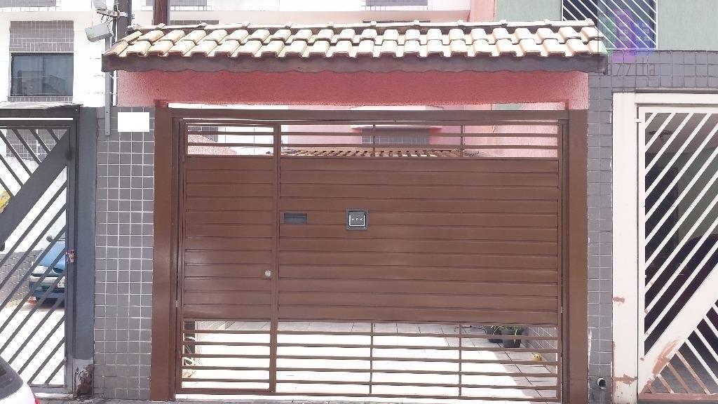 Sobrado residencial à venda, Jardim Aricanduva, São Paulo.